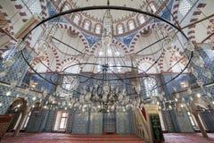 Rustem Pasa Mosque, Estambul, Turquía Foto de archivo libre de regalías