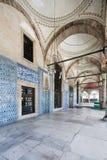 Rustem Pasa Mosque, Istanbul, Turkey Royalty Free Stock Photos