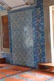 Rustem Pasha mosaics Stock Image