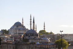 Rustem Pasha Mosque Immagine Stock