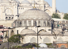 The Rustem Pasha Mosque Stock Photography