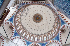 Rustem Pasha Mosque Royalty Free Stock Photography