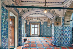 Rustem Pasha Mosque, Istambul Fotografia de Stock Royalty Free