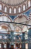 Rustem Pasha Mosque, Istanbul Stock Photo