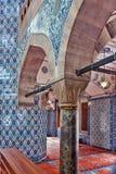 Rustem Pasha Mosque, Istanbul Stock Photography