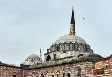 Rustem Pasha Mosque, Istanbul Royalty Free Stock Photography