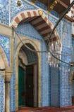 Rustem Pasha Mosque, Istanbul Royalty Free Stock Photo