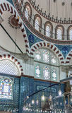 Rustem Pasha Mosque, Istanbul Royalty Free Stock Photo
