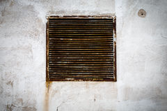 Rustic air vent Royalty Free Stock Photos