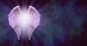 Free Rustic Angel Message Background Banner Stock Photo - 210683800
