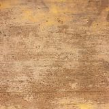 Rustic antique grungy brown wood background texture Stock Photo