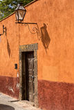Rustic architectural detail Royalty Free Stock Image