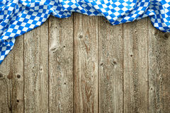 Rustic background for Oktoberfest Stock Image