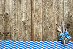 Rustic background for Oktoberfest Royalty Free Stock Photo