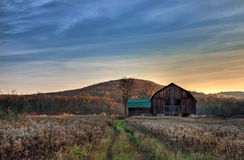 Rustic Barn royalty free stock photography