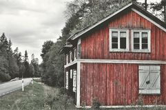 Rustic Barn Royalty Free Stock Images