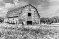 Rustic barn Royalty Free Stock Photos
