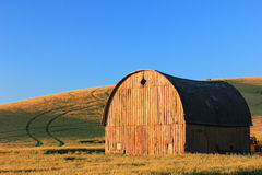 Rustic barn Stock Photography