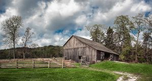 Rustic Barn royalty free stock photo