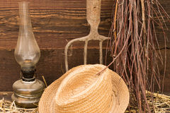 Rustic barn Stock Photography