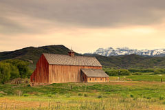 Rustic Barn Royalty Free Stock Photos