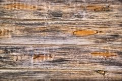 Rustic barn wood art texture wallpaper background. stock photo