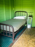 Rustic Bedroom Stock Images