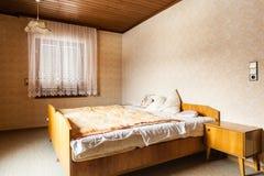 Rustic bedroom Stock Photos