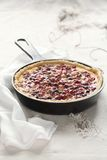 Rustic Berry Pie Royalty Free Stock Image