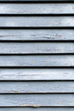 Rustic Blue Painted Wooden Backround Stock Photo