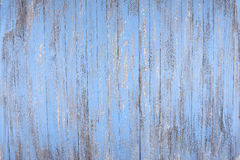 Rustic Blue Wood Background Royalty Free Stock Photo
