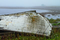 Rustic boat Royalty Free Stock Photography