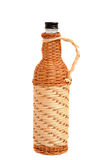 Rustic bottle Royalty Free Stock Photography