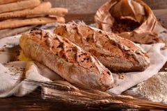 Rustic bread Royalty Free Stock Photos