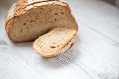 Rustic bread Stock Photography
