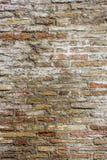 Rustic brick texture Stock Image