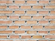 Rustic brick wall Stock Photos