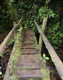 Rustic bridge Stock Photography