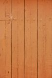 Rustic Brown Wood Plank Door Or Gate Vertical Background Royalty Free Stock Photography