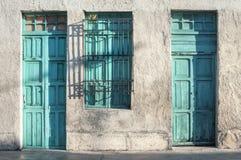 Rustic building in Merida Royalty Free Stock Photo