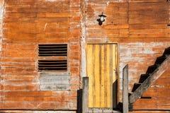 Rustic Building in Punta Allen Stock Image
