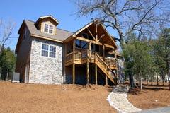 Rustic cabin 1 Stock Image