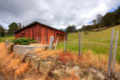 Rustic cabin Royalty Free Stock Photo