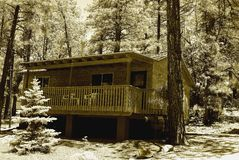 Free Rustic Cabin 2 Stock Photo - 871840