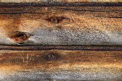 Rustic cabin Stock Image