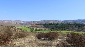 Rustic Canyon golf course Moorpark California Stock Photo
