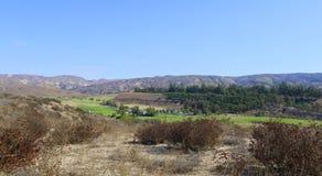 Rustic Canyon golf course Moorpark California Stock Photo