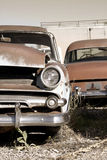 Rustic cars Royalty Free Stock Photos