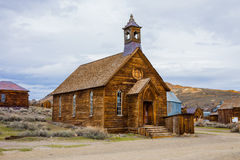 Rustic church Stock Photos