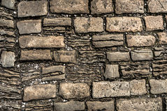 Rustic Cobble Stones Royalty Free Stock Photo